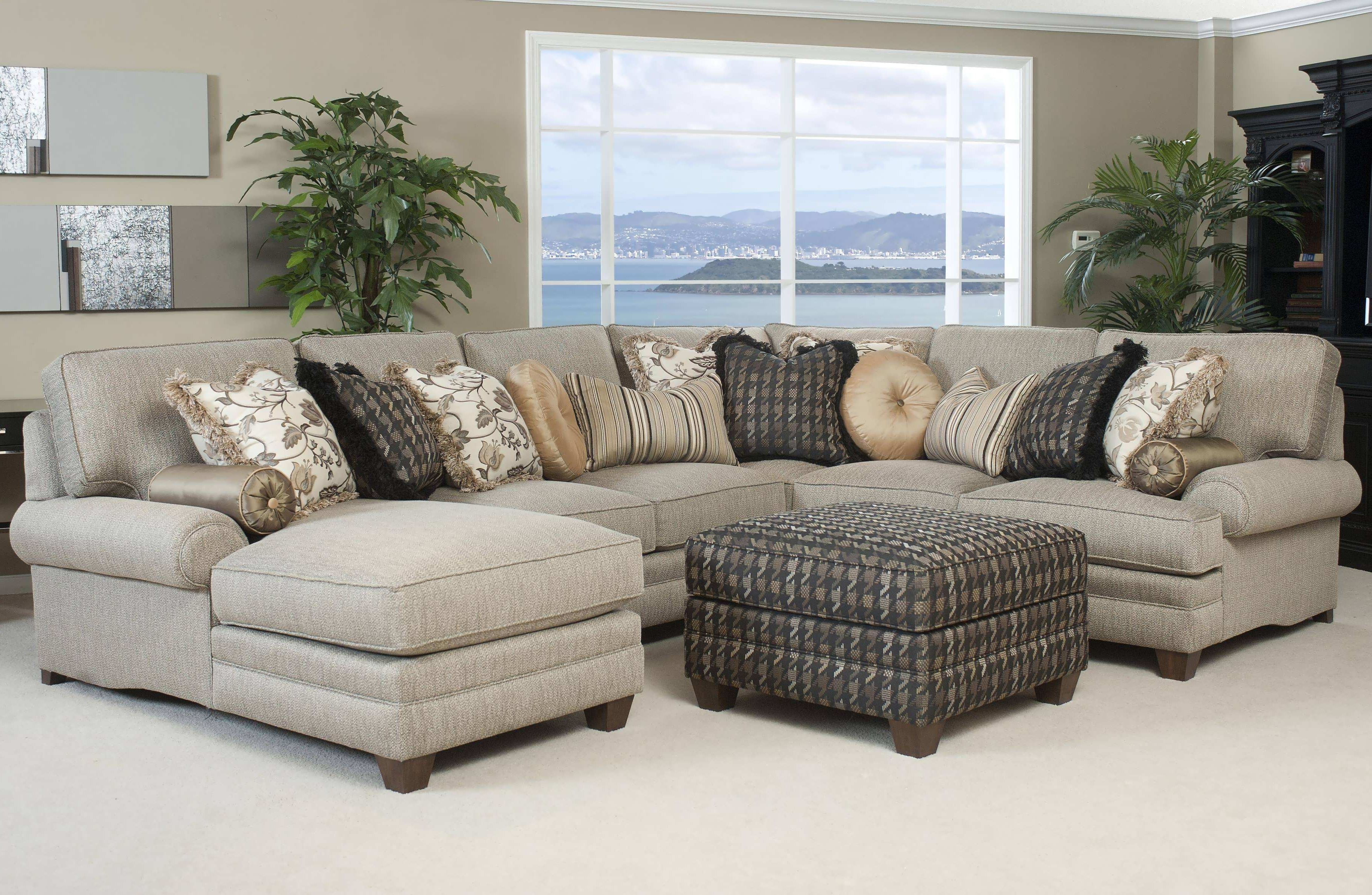 Sweet Sectionals Chaise Modular Lounge In Sectional Sofas L Shaped For 2017 Sofa Sectionals With Chaise (View 6 of 15)