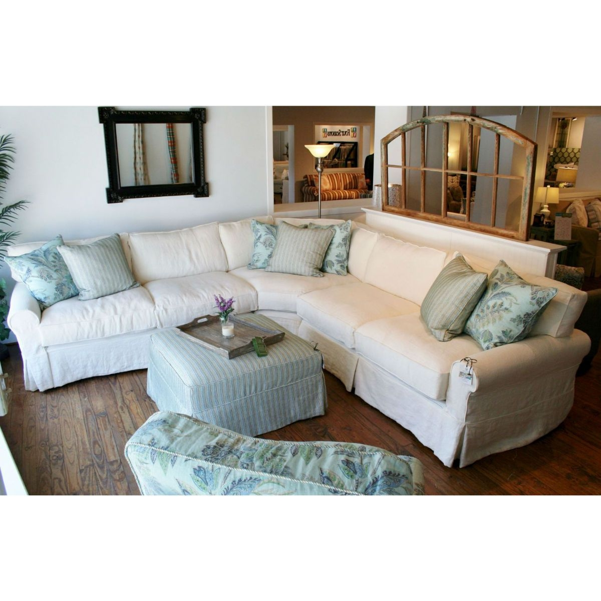 Tampa Sectional Sofas Inside Trendy Livingston Furniture (View 12 of 15)