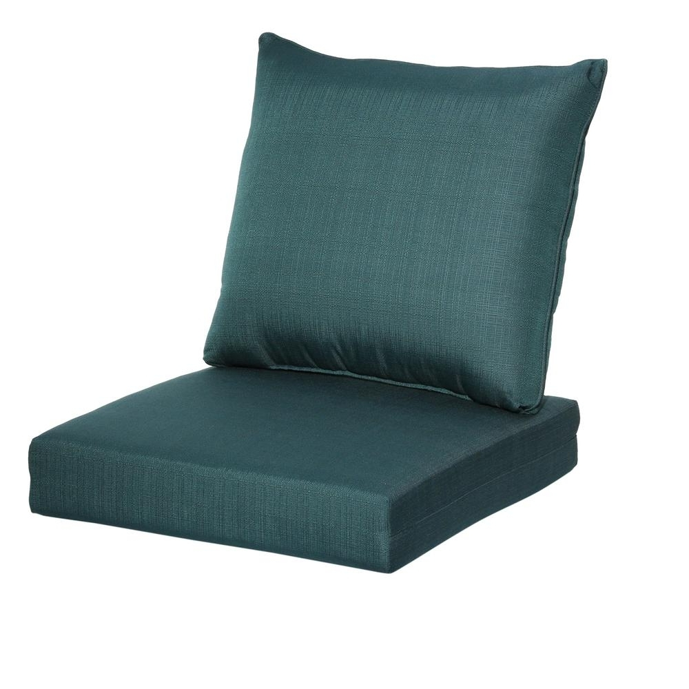 Target Chaise Lounge Cushions Intended For Most Up To Date Outdoor : Chaise Lounge Cushions Clearance Discount Patio Cushions (View 6 of 15)
