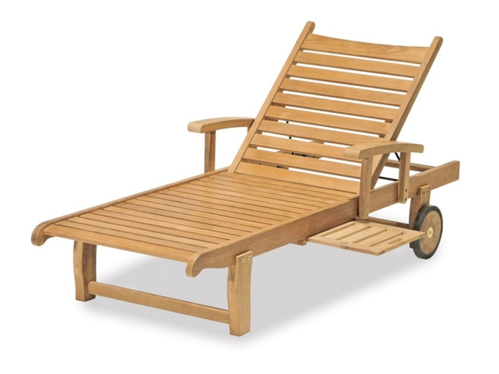 Teak Chaise Lounge Chairs – Visionexchange (View 14 of 15)