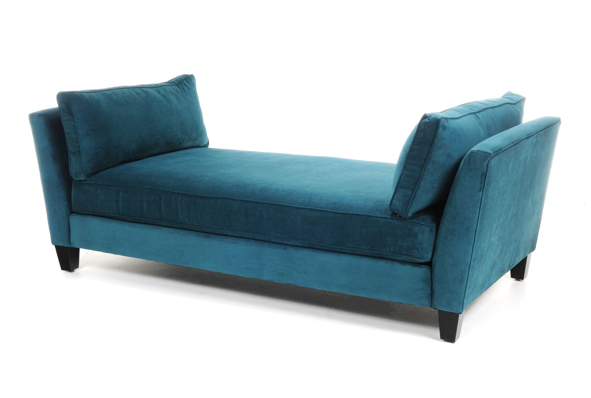 Teal Chaise Lounges With Well Known Seth Daybed Lounge (View 15 of 15)