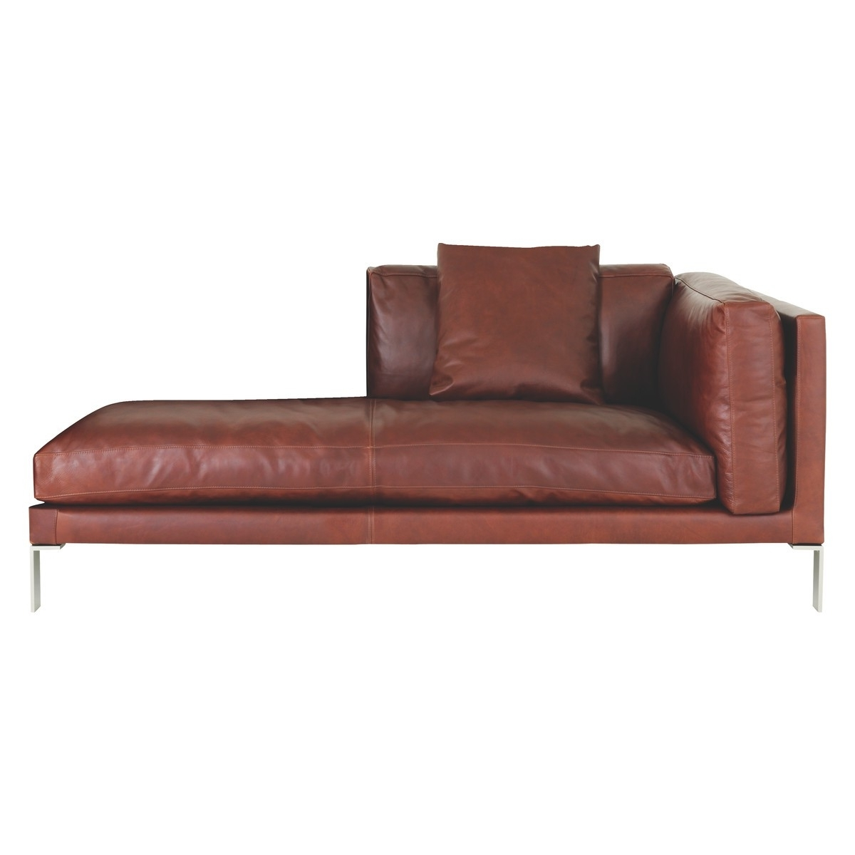 Terrific Tan Leather Chaise Lounge 45 With Fabulous Chaises For Latest Leather Chaises (View 12 of 15)