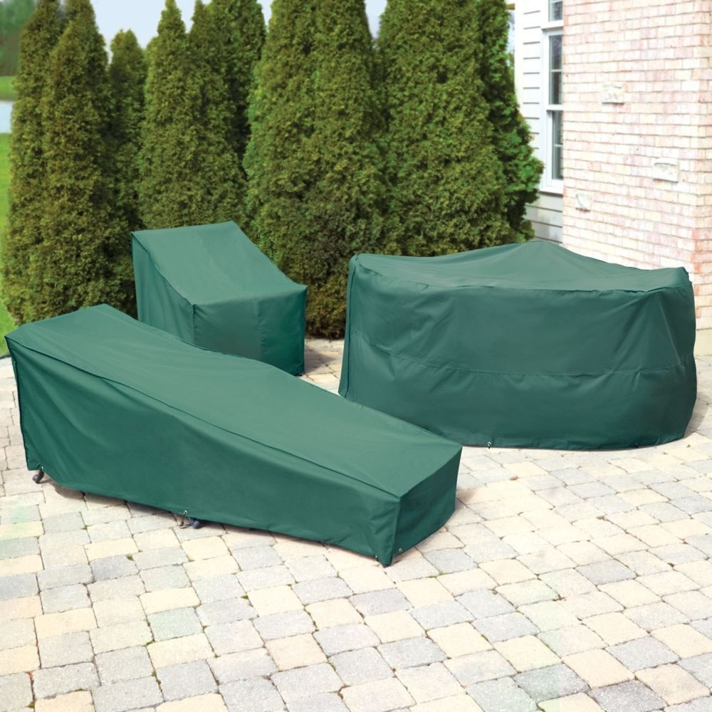 The Better Outdoor Furniture Covers (Round Table And Chairs Cover With Regard To Most Popular Outdoor Sofa Chairs (View 15 of 15)