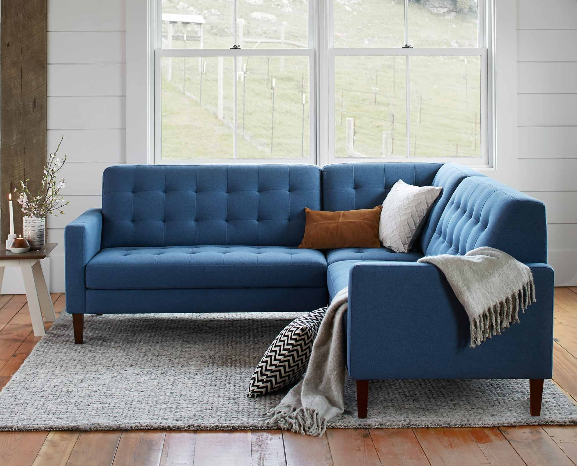 The Camilla Sectional From Scandinavian Designs – Adopt A Adopt A With Well Known Dania Sectional Sofas (View 13 of 15)