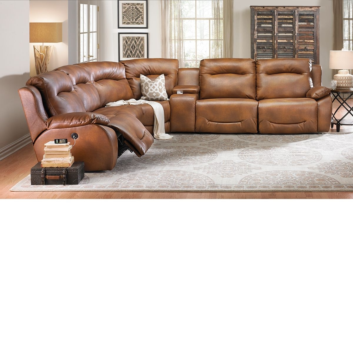 The Dump Furniture Outlet – Closeout: 6 Piece Power Plus Sectional For Most Popular Closeout Sofas (View 13 of 15)