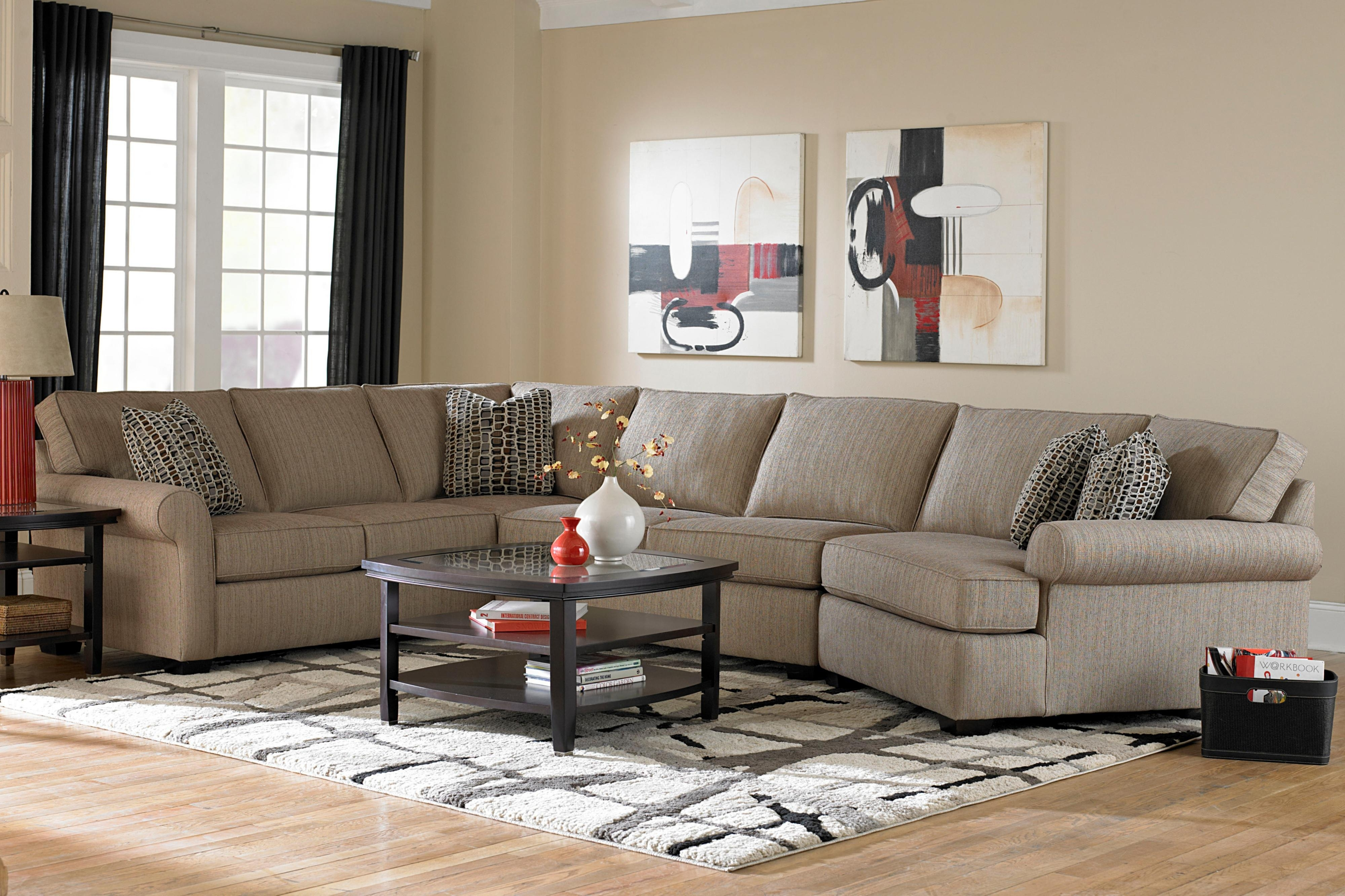Thomasville Sectional Sofas For Most Recently Released Furniture: Thomasville Furniture Nj (View 7 of 15)