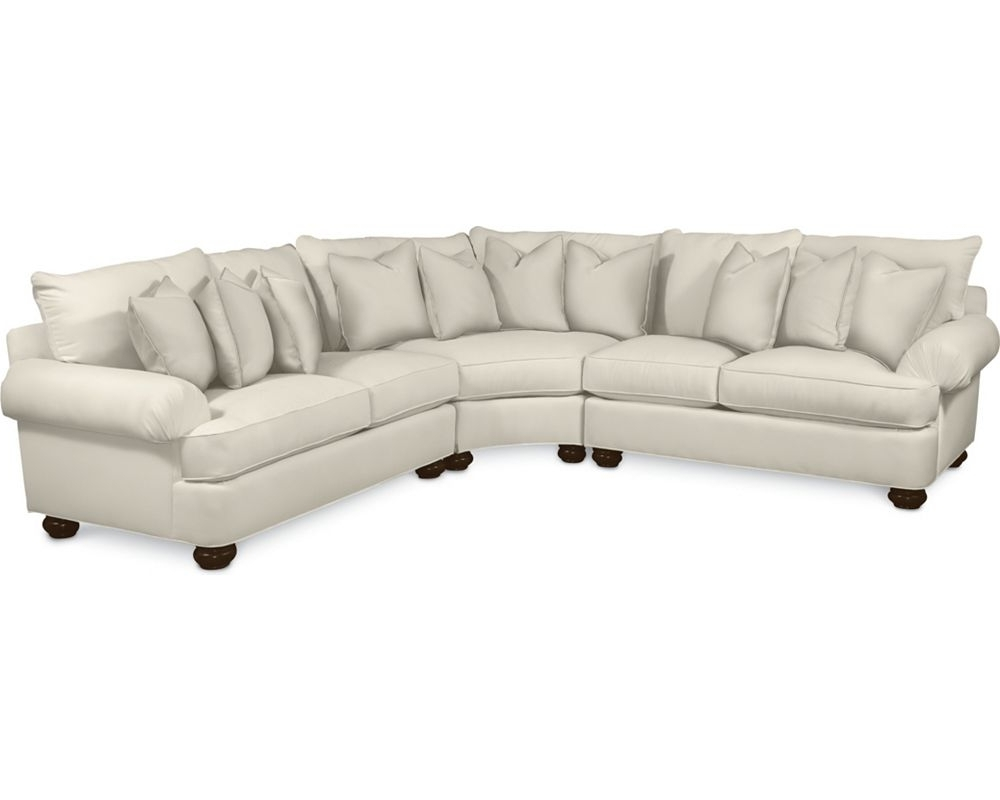 Thomasville Sectional Sofas Within Popular Beautiful Thomasville Sectional Sofas # (View 4 of 15)