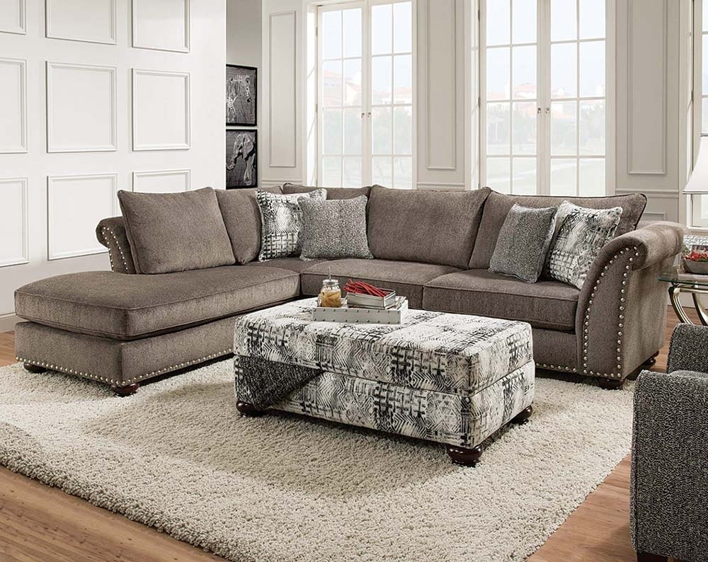 Top Grain Leather Reclining Sofa And Loveseat Italian Leather Sofa Inside Trendy Overstock Sectional Sofas (View 6 of 15)