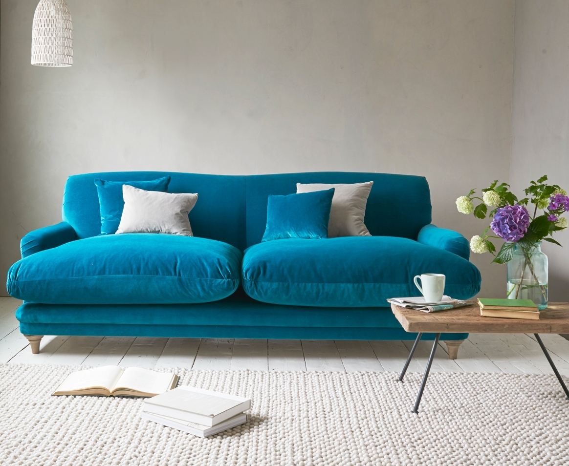 Traditional Style Sofa (View 3 of 15)