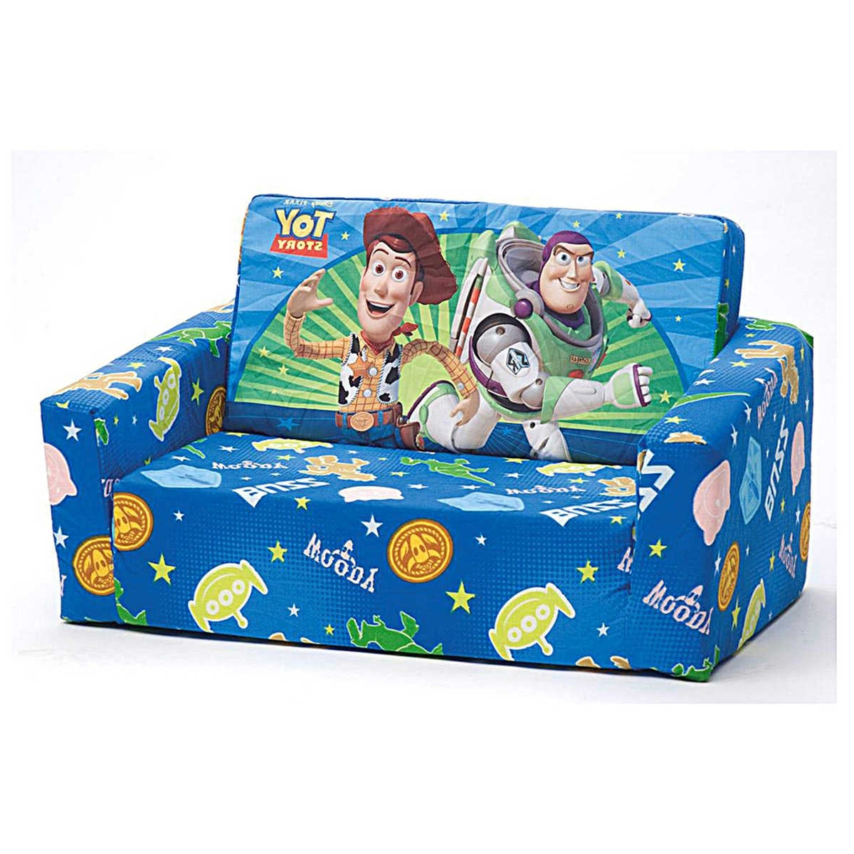 Trendy 28 Kids Foam Flip Out Sofa Bed, Foam Flip Out Sofa Fold Out Foam