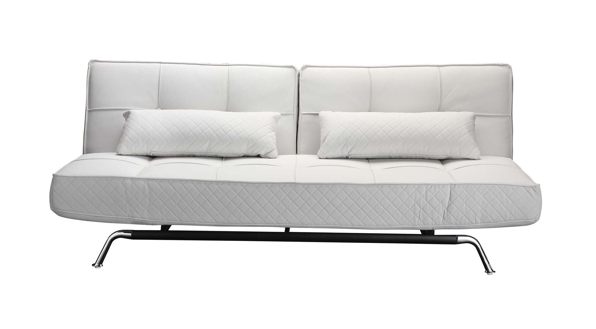 Trendy Amazing White Modern Sofa 24 In Contemporary Sofa Inspiration With Inside White Modern Sofas (View 10 of 15)