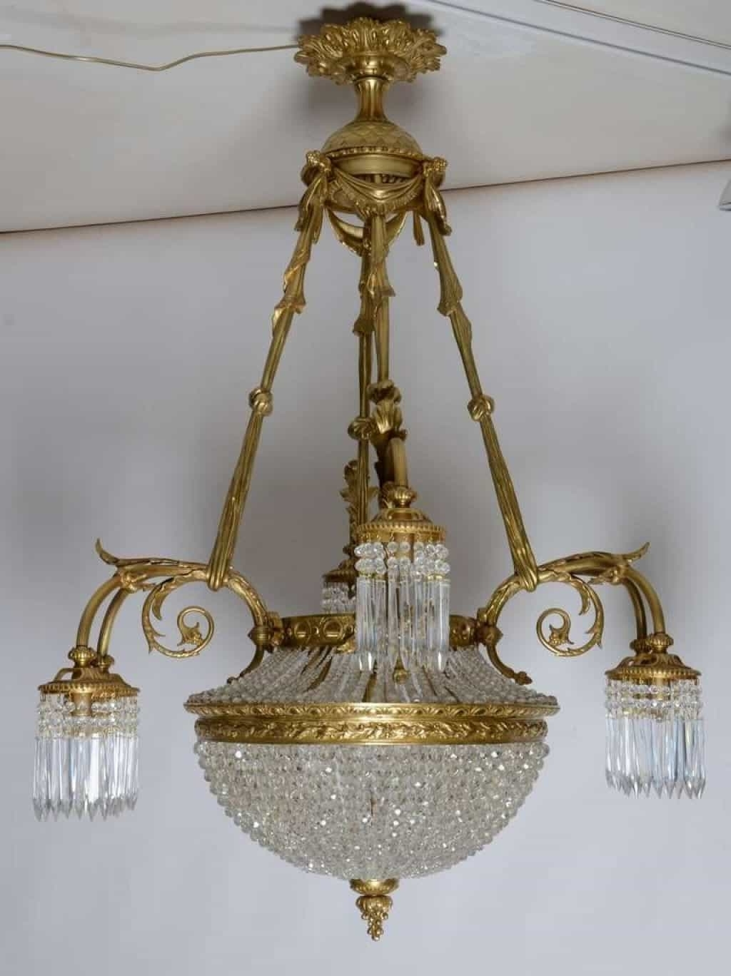 Trendy Antique French Chandeliers With Antique French Chandeliers – French Chandeliers Gallery (View 6 of 15)