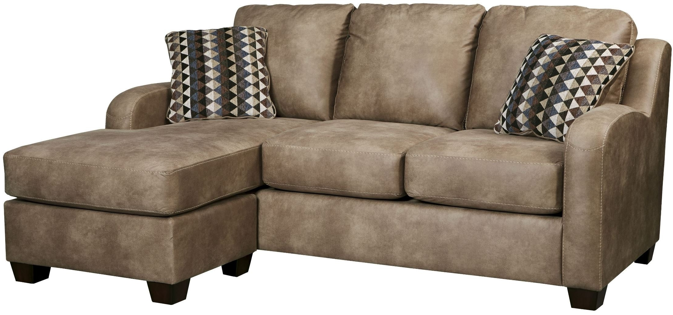 Trendy Ashley Chaise Sofas With Alturo Dune Sofa Chaise From Ashley (6000318) (View 7 of 15)