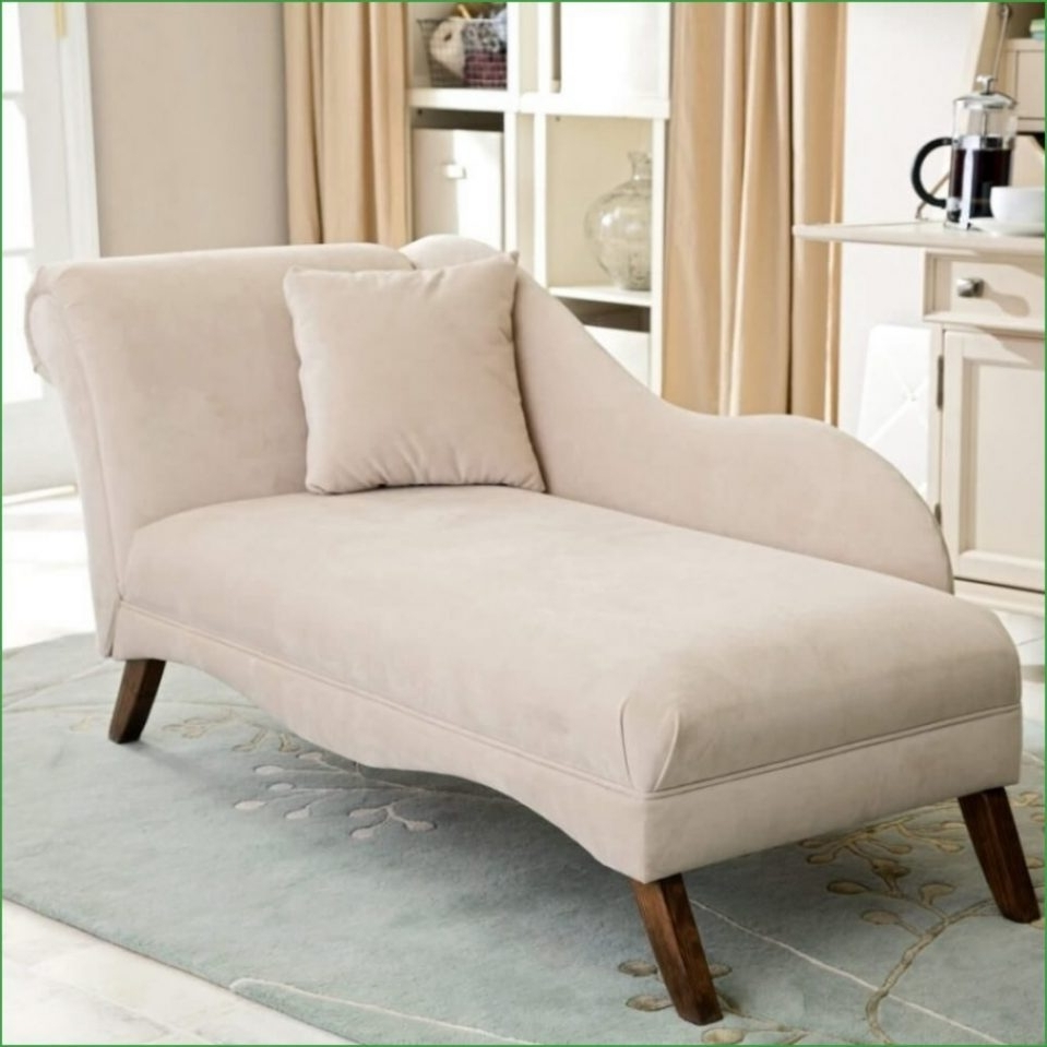 Trendy Bedroom Chaise Lounge Chairs Pertaining To Home Designs : Chaise Lounge Chairs For Living Room Small Bedroom (View 6 of 15)