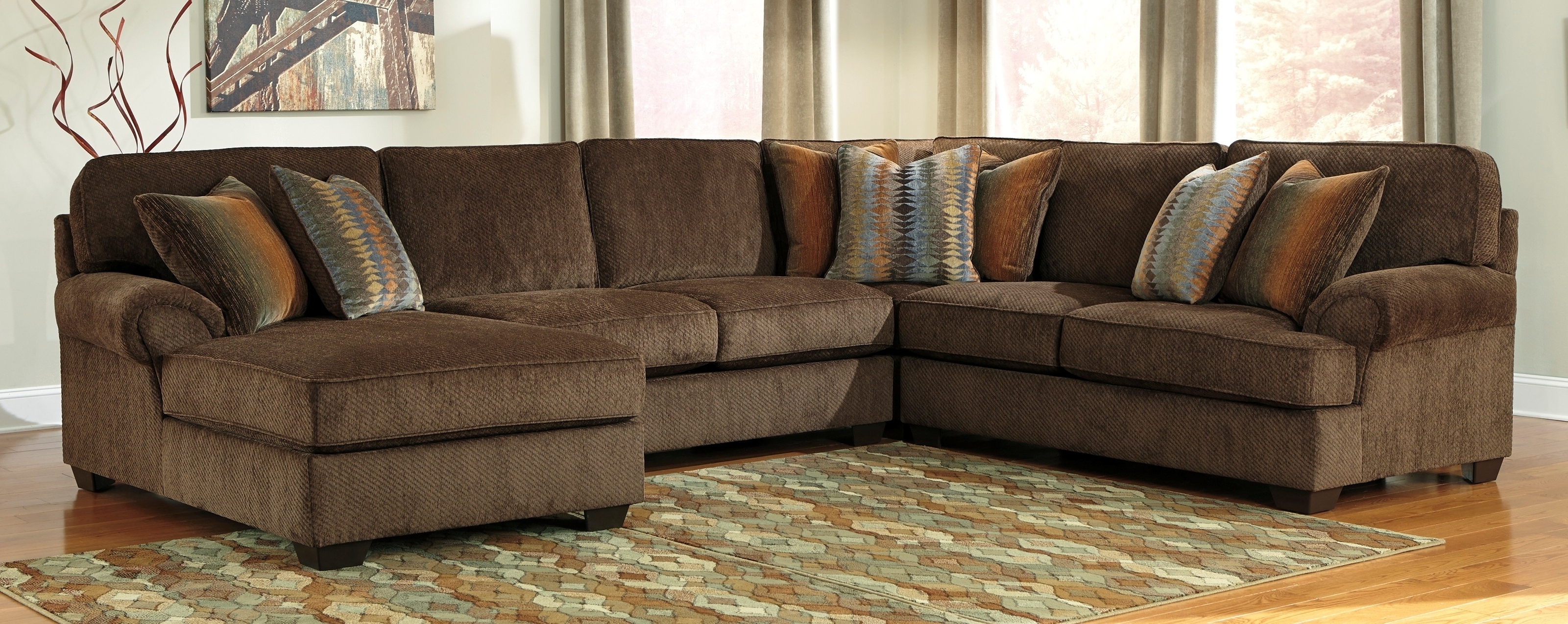 Trendy Buy Ashley Furniture 9171055 9171077 9171034 9171017 Denning Inside Ashley Furniture Sectionals With Chaise (View 5 of 15)