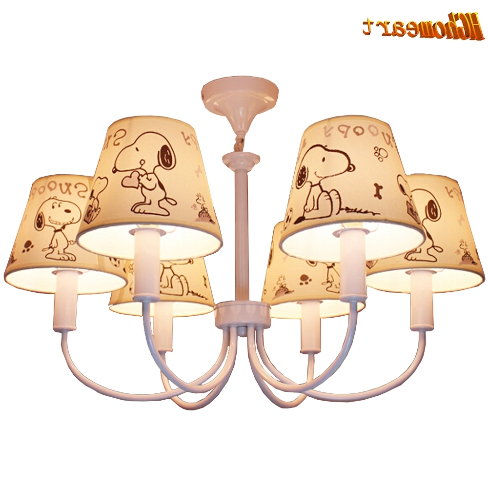 Trendy Chinese Chandeliers Intended For High Quality Cartoon Chinese Chandeliers E14 Led 110V 220V Kids Room (View 9 of 15)