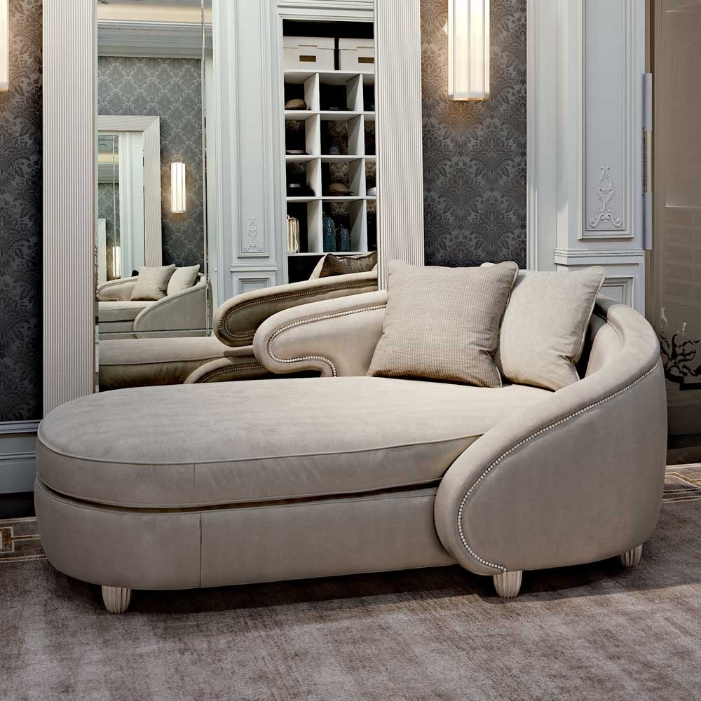 Trendy Contemporary Chaise Lounges Regarding Attractive Contemporary Chaise — Umpquavalleyquilters (View 9 of 15)