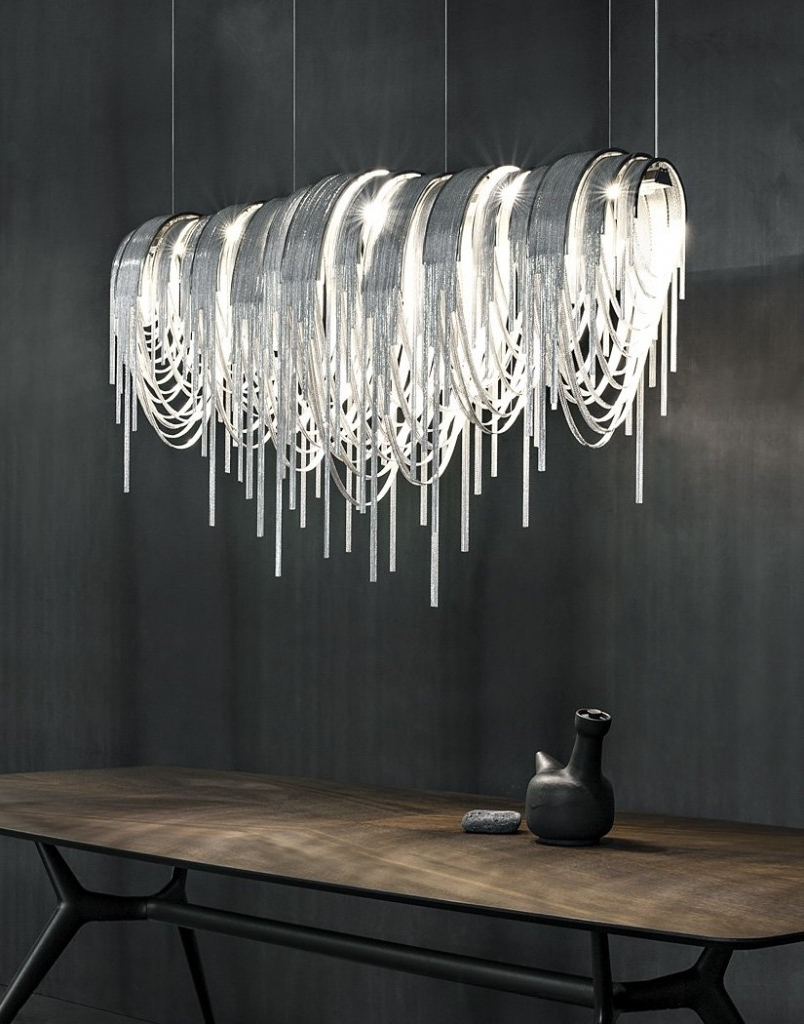 Trendy Contemporary Chandelier Throughout Contemporary Chandeliers And Plus Contemporary Lamps And Plus Simple (View 2 of 15)