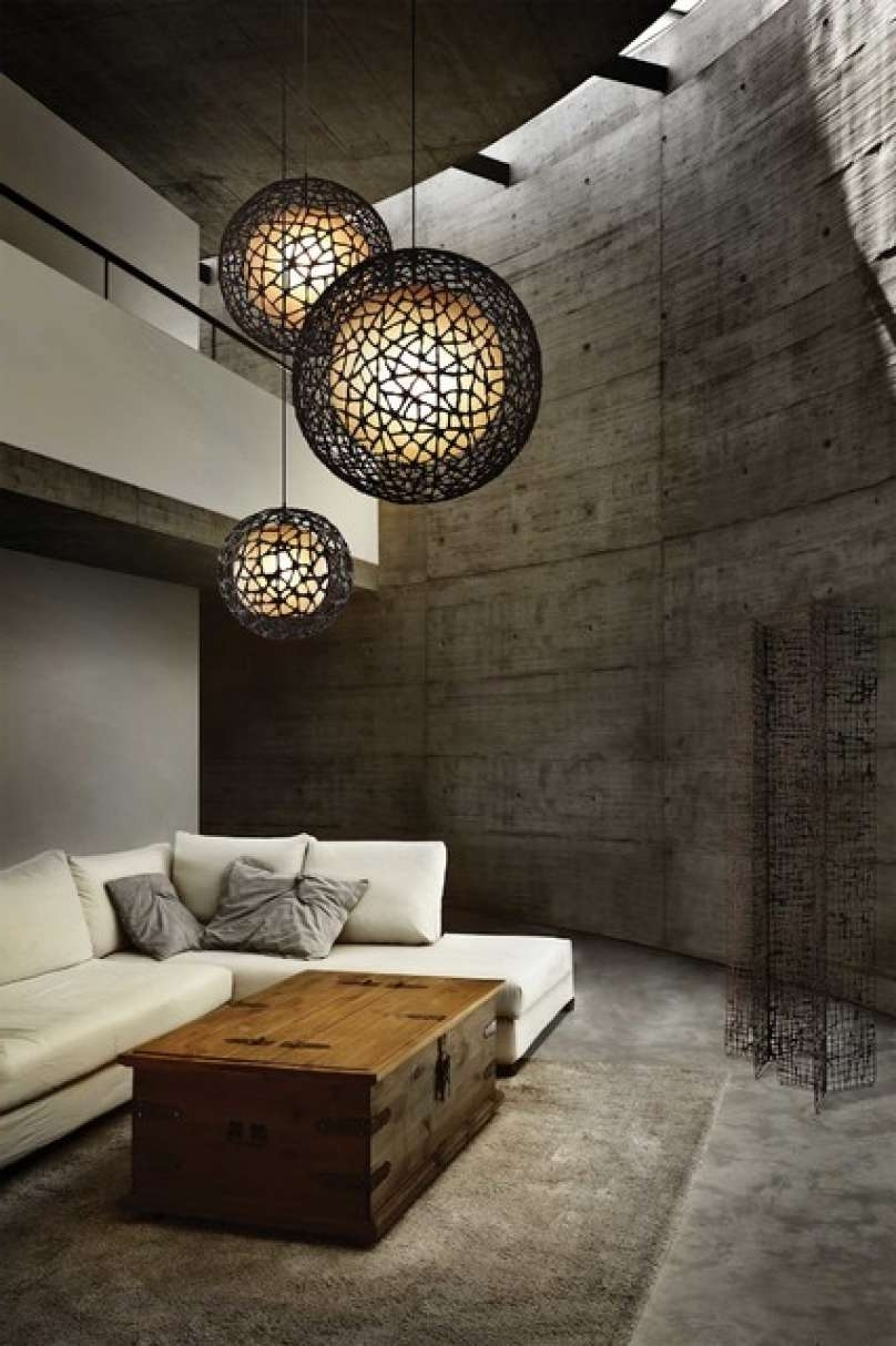 Trendy Contemporary Large Chandeliers Throughout Large Chandeliers For High Ceilings Images (View 8 of 15)