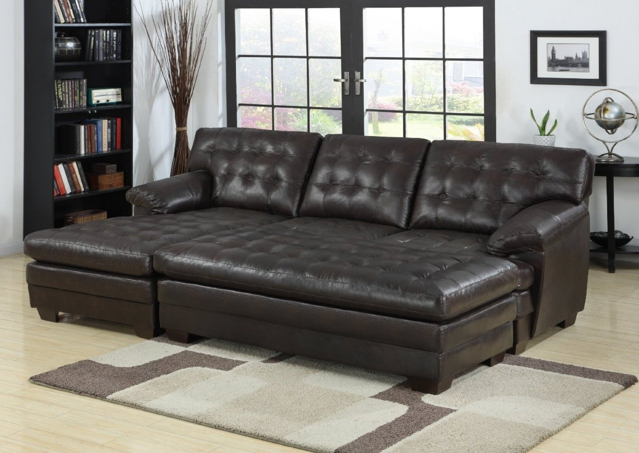 Trendy Double Chaise Couches In Chaise Lounge Sofa Image Gallery — The Home Redesign : The In (View 2 of 15)