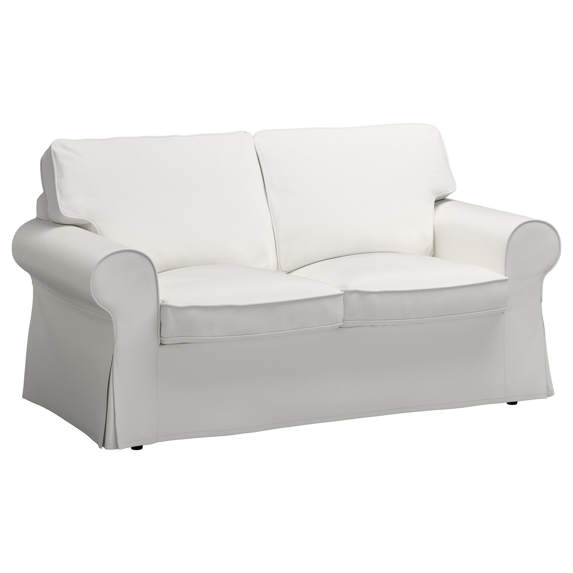 Trendy Ektorp Loveseat – Vittaryd White – Ikea Regarding Ikea Loveseat Sleeper Sofas (View 15 of 15)