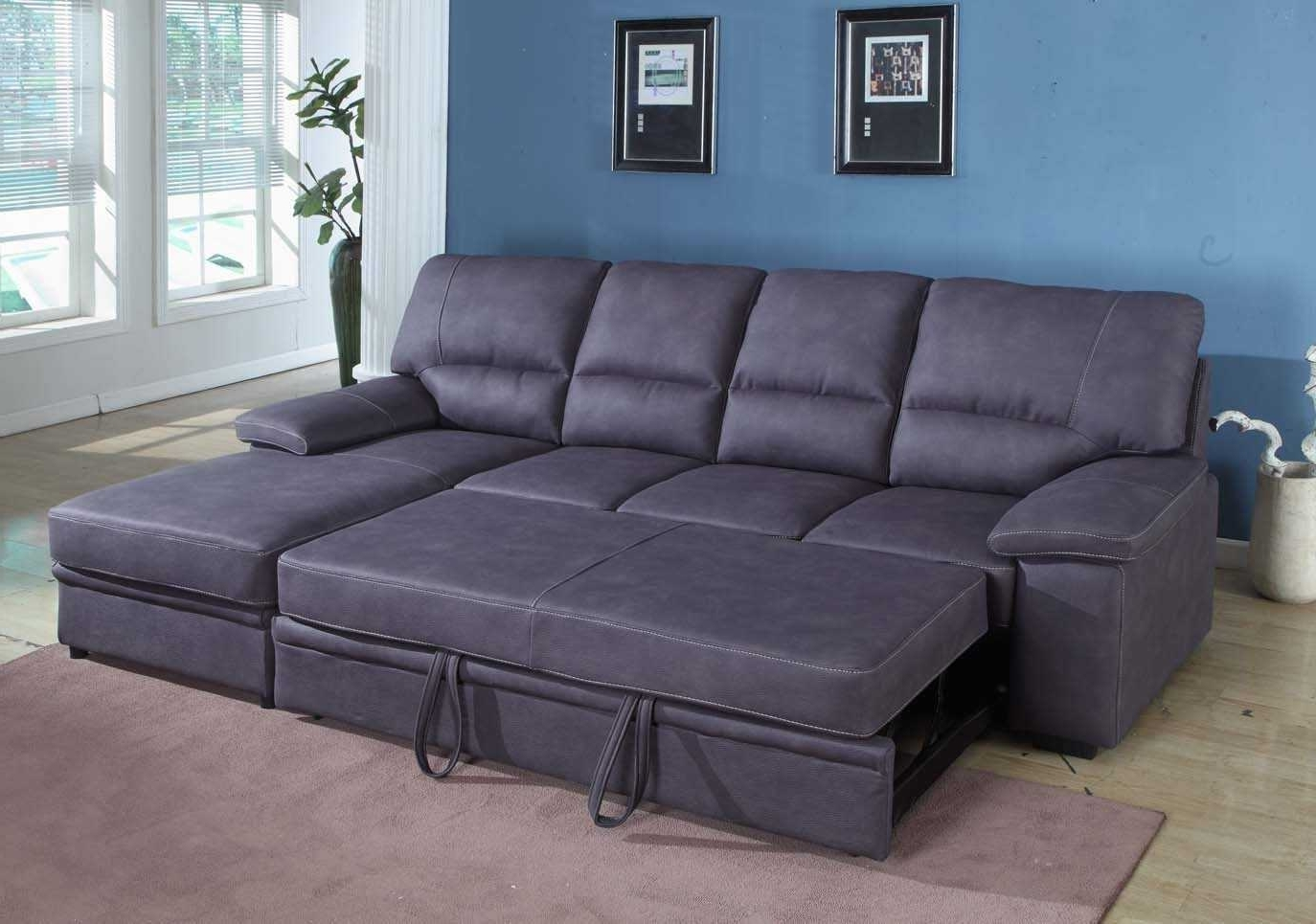 Trendy Gray Sectional Sofa With Chaise ~ Americanfurnituremanufacturer Throughout Grey Sectional Sofas With Chaise (View 7 of 15)