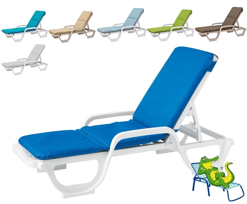 Trendy Grosfillex Chaise Lounge Chairs Within Grosfillex Chaise Lounge Chairs (View 7 of 15)