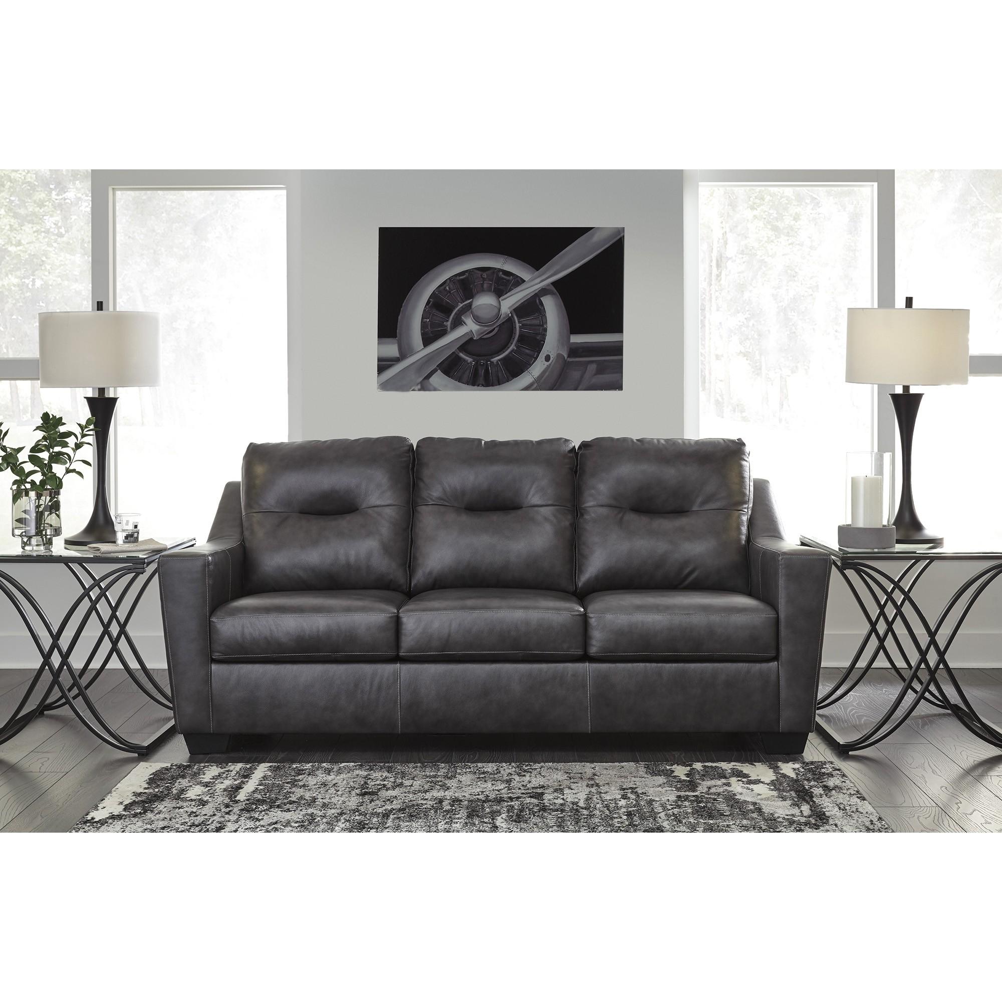Trendy Kensbridge Sofa – Charcoal (View 7 of 15)