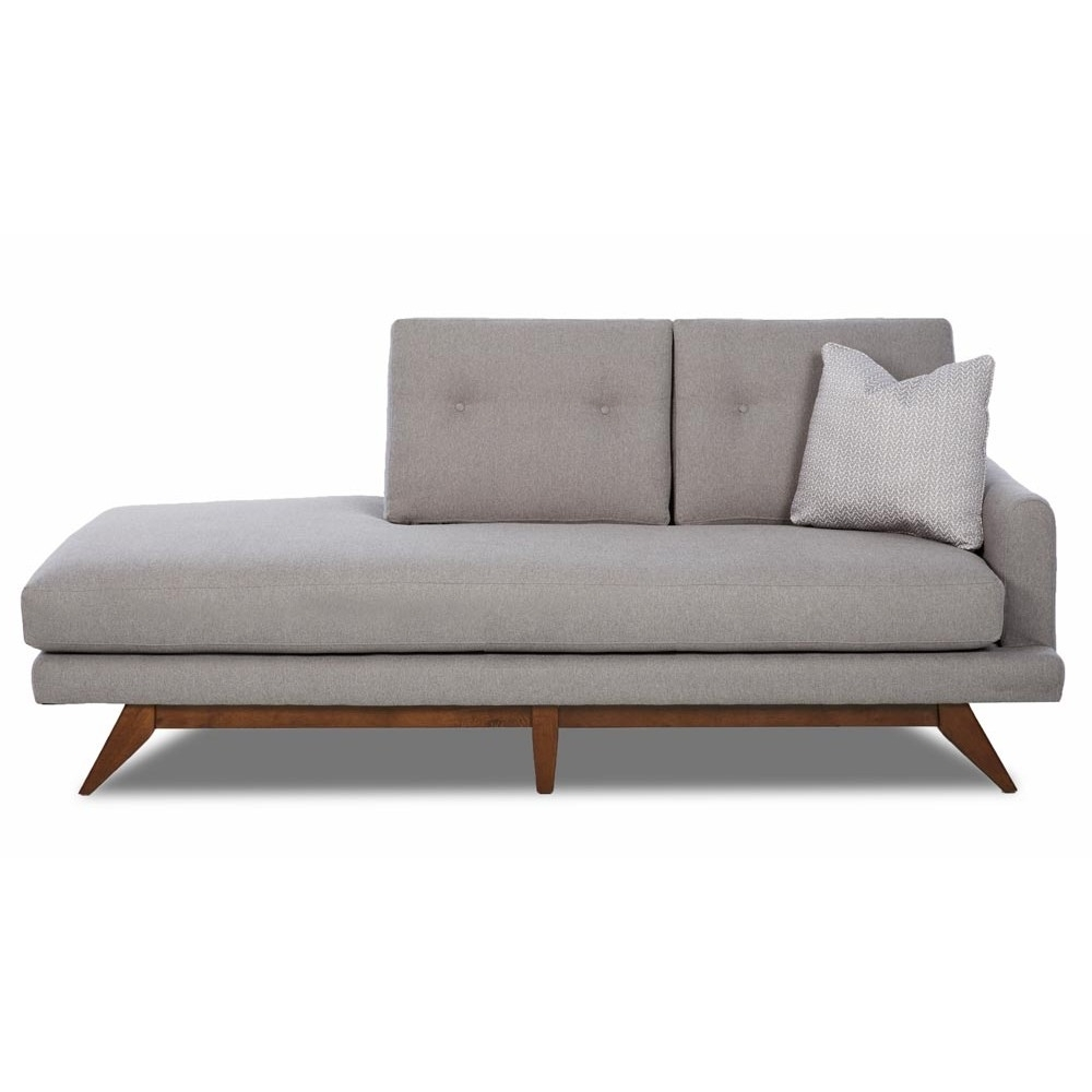 Trendy Klaussner Haley Chaise Lounge From $1, (View 14 of 15)