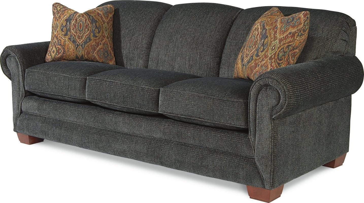 Trendy Lazy Boy Chaise Lounges With Regard To La Z Boy Mackenzie Premier Sofa & Reviews (View 12 of 15)