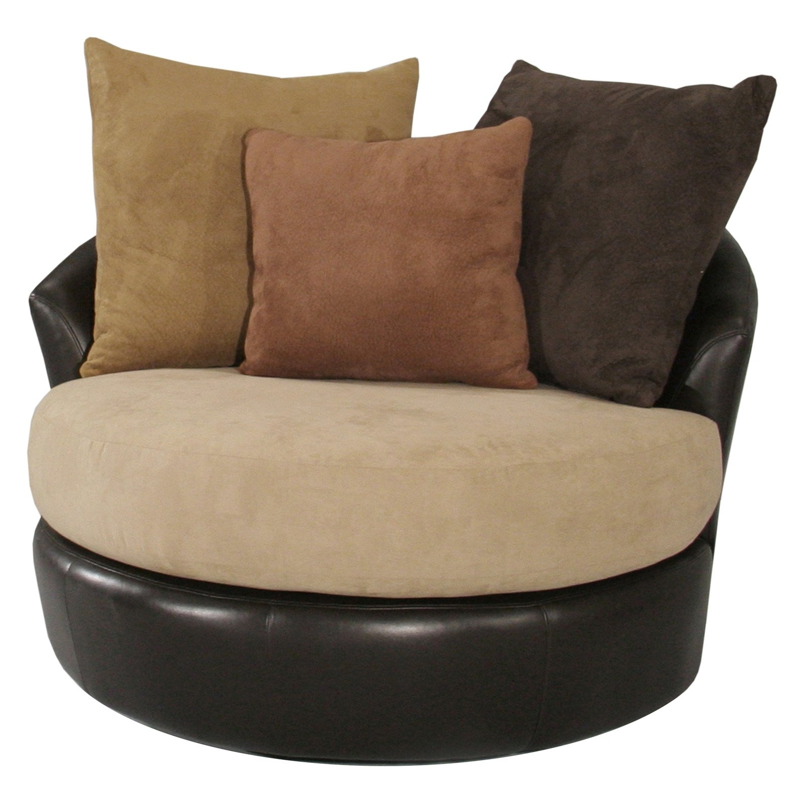 Trendy Outstanding Round Chaise Lounge Designs – Decofurnish Inside Round Chaises (View 7 of 15)