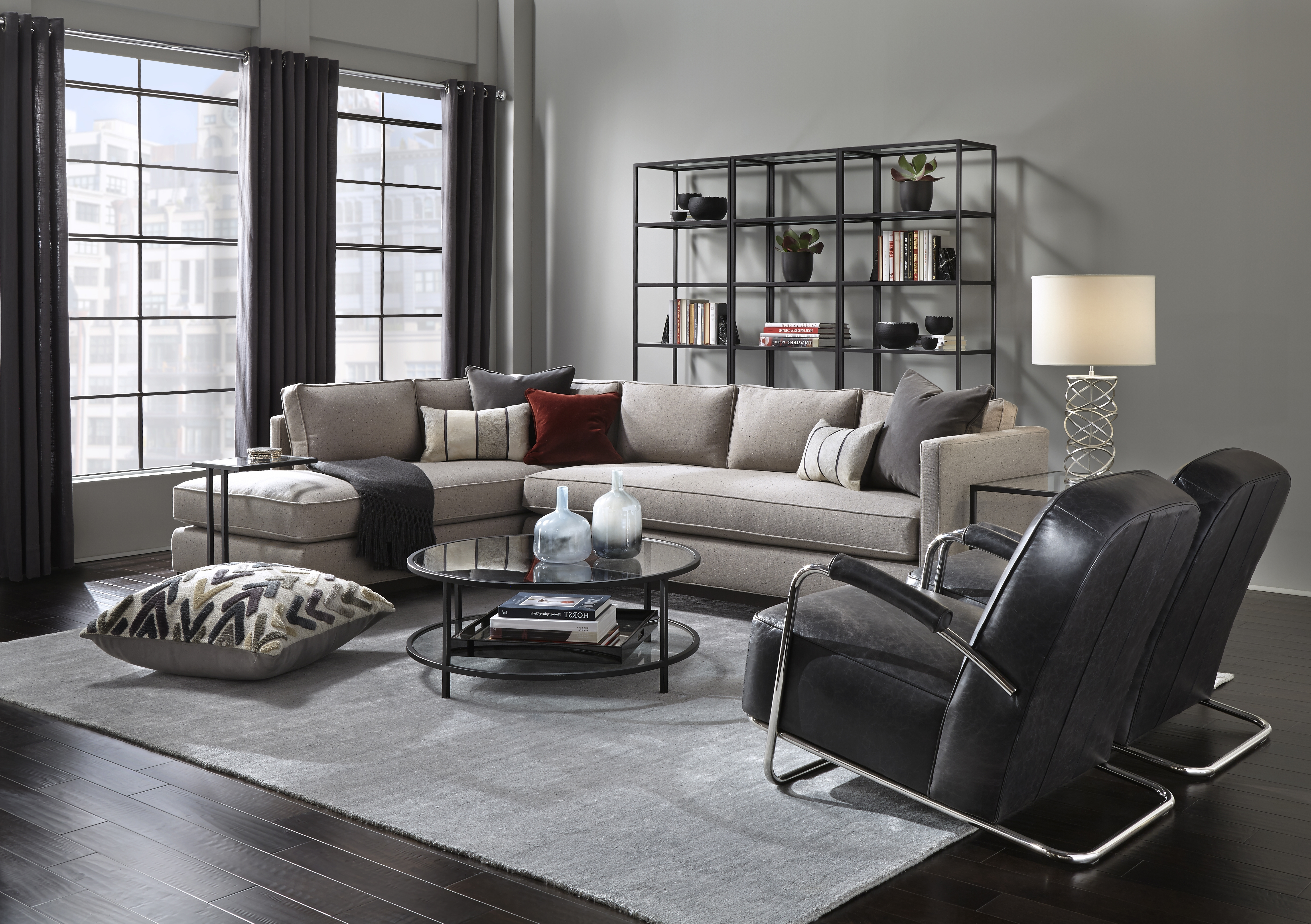 Trendy Restoration Hardware Sectional Sofas Within 12 Designer Picked Sofas For Every Budget, And People With Pets (View 8 of 15)