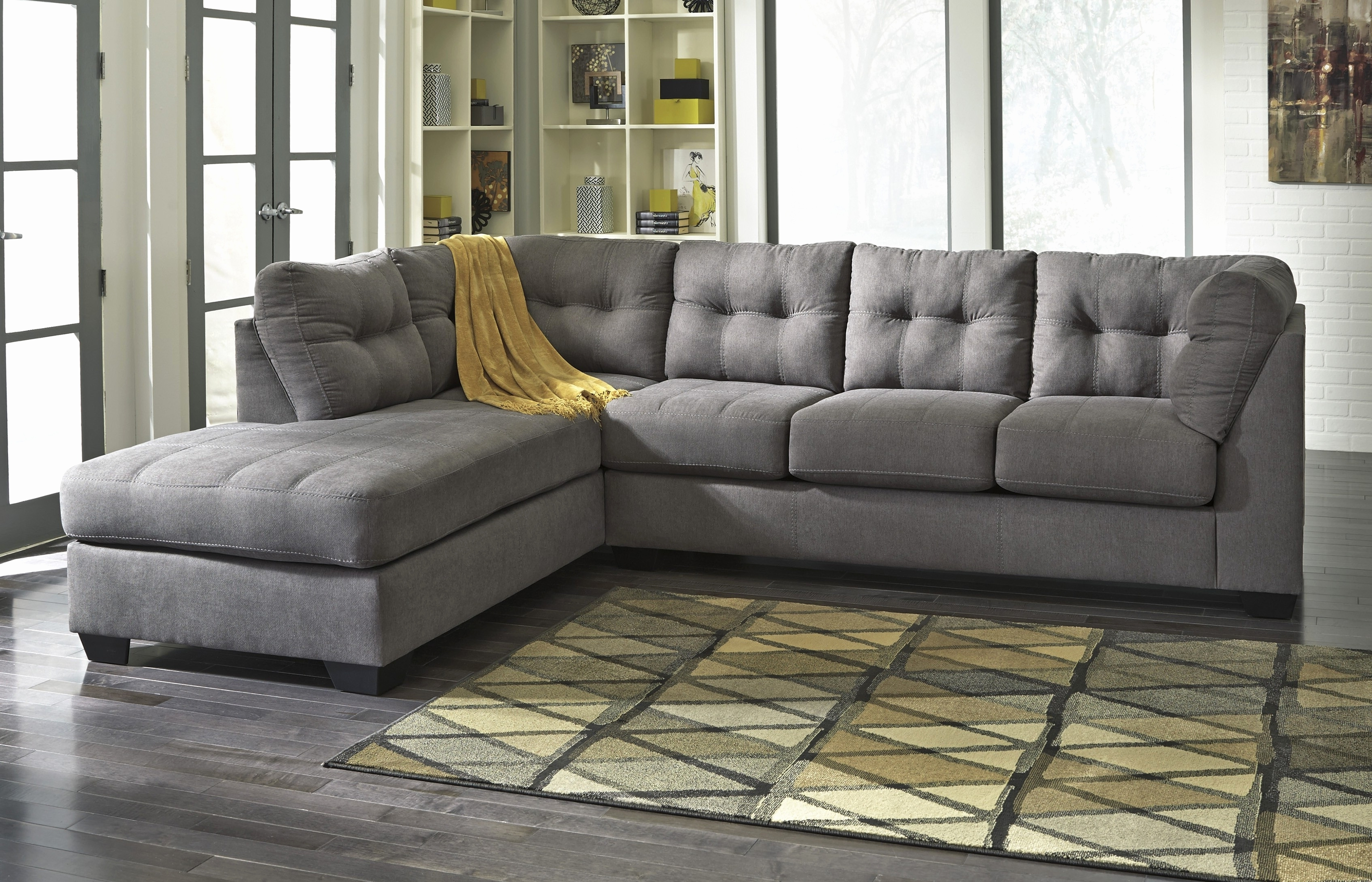 Trendy Sectional Sofas At Ashley Pertaining To Unique Sectional Sleeper Sofa Ashley 2018 – Couches And Sofas Ideas (View 9 of 15)