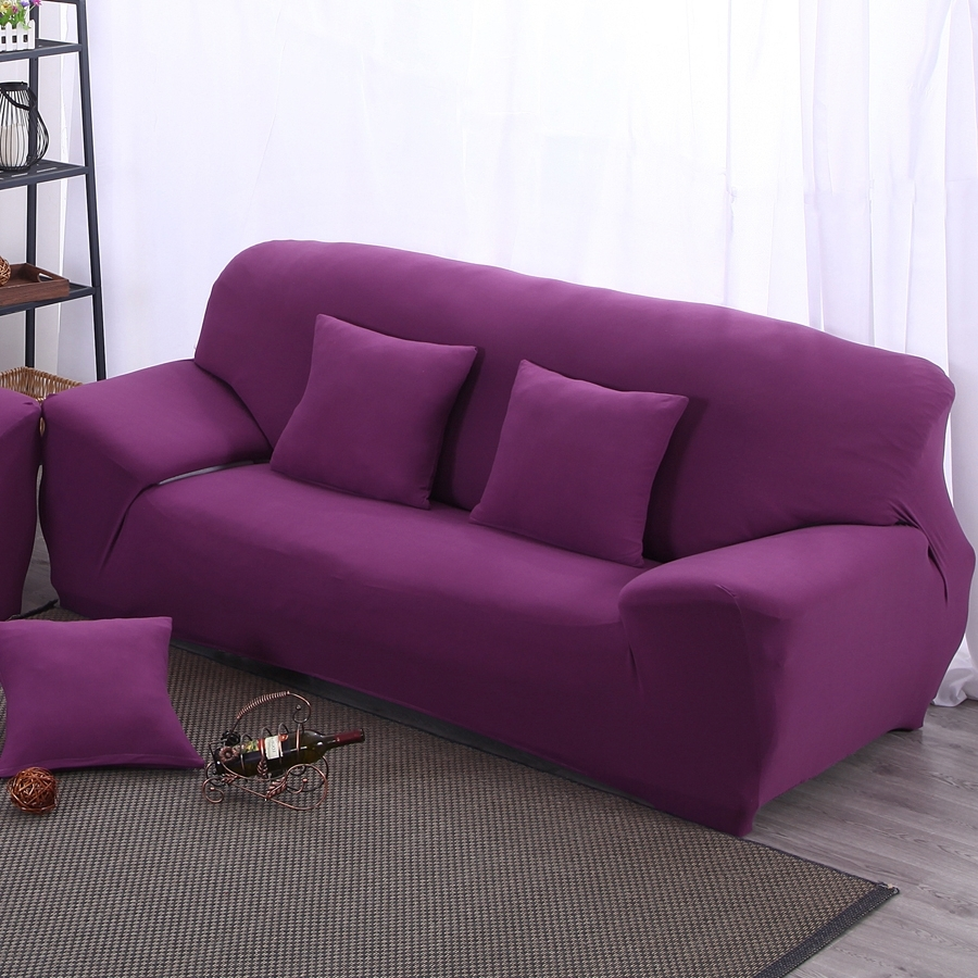Trendy Uncategorized : Violet Sofa Inside Trendy Couch Arm Chair Loveseat In Loveseat Chaises (View 14 of 15)