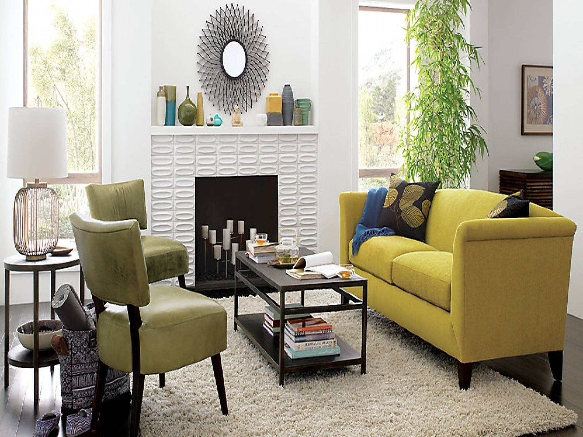 Trendy Yellow Sofa Chairs Regarding Uncategorized : Yellow Sofas For Stylish Amazing Yellow Sofa (View 4 of 15)
