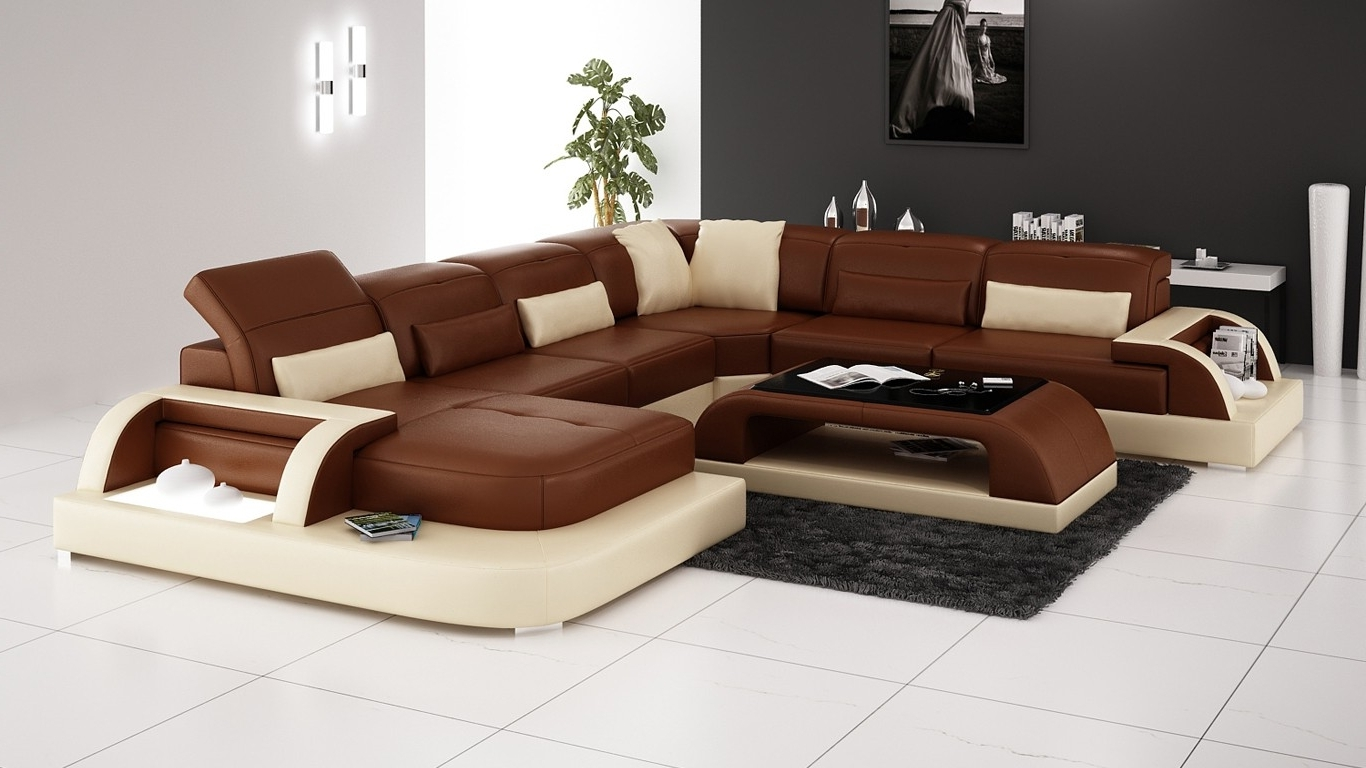Trinidad And Tobago Sectional Sofas Throughout Current Olympian Sofas Valentino Brown Leather Sofa – Sectional Sofas (View 8 of 15)