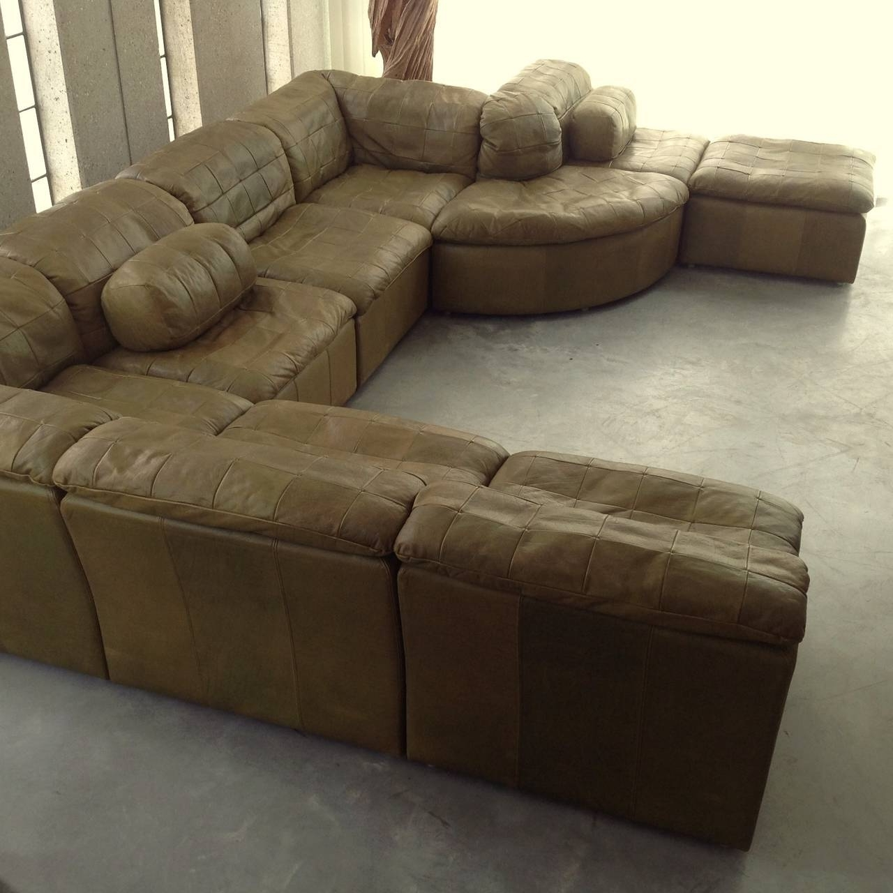Tucson Sectional Sofas With Well Known Trend Olive Green Sectional Sofa 57 In Sectional Sofas Tucson With (View 13 of 15)