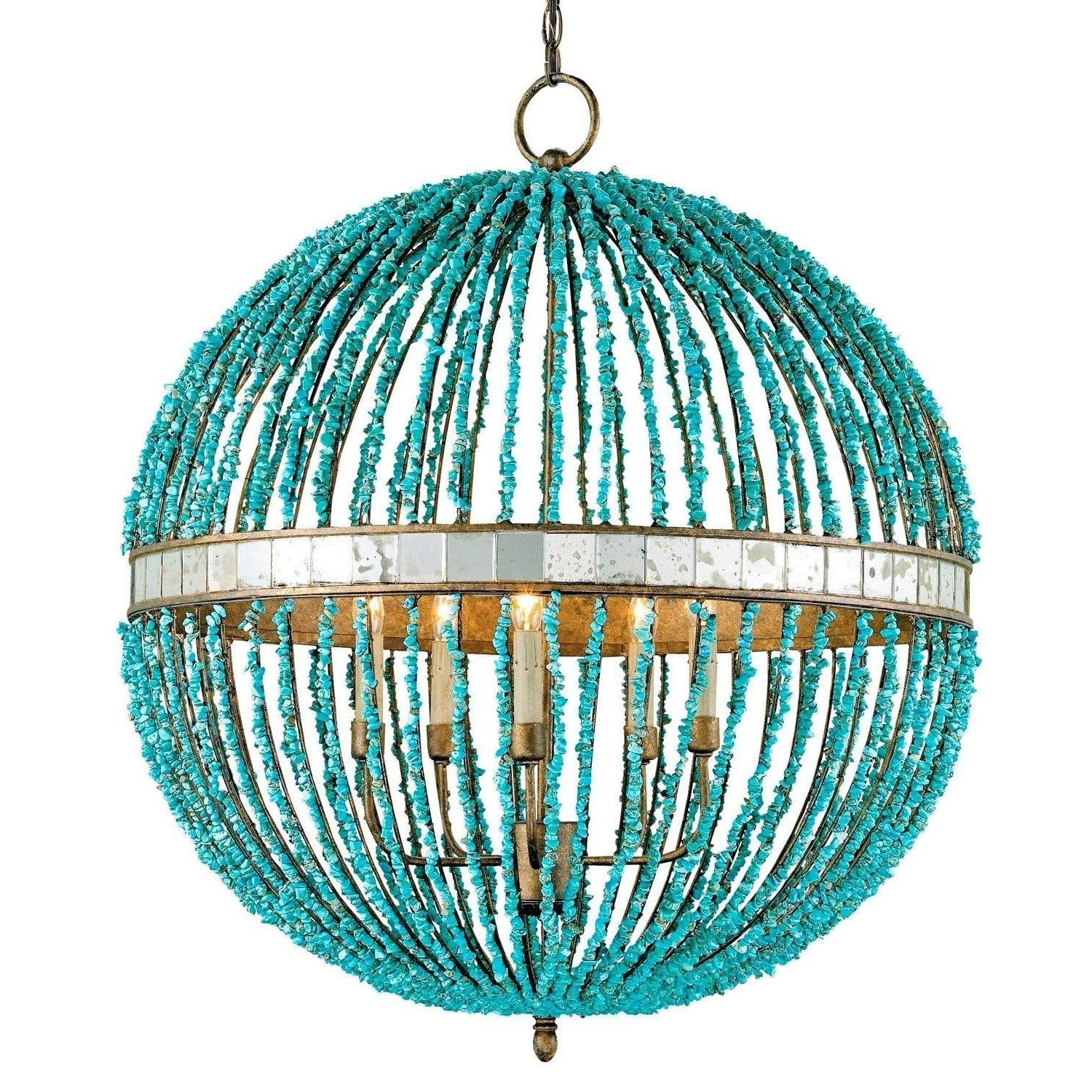 Turquoise Chandelier Luxury Turquoise Beaded Chandeliers High Diy Regarding Most Recently Released Diy Turquoise Beaded Chandeliers (View 14 of 15)