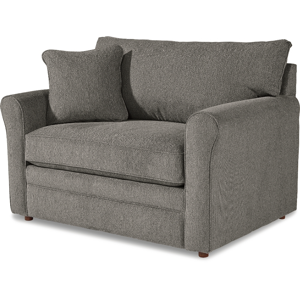 Twin Sofa Chairs For Favorite Leah Premier Supreme Comfort™ Twin Sleep Chair (View 9 of 15)