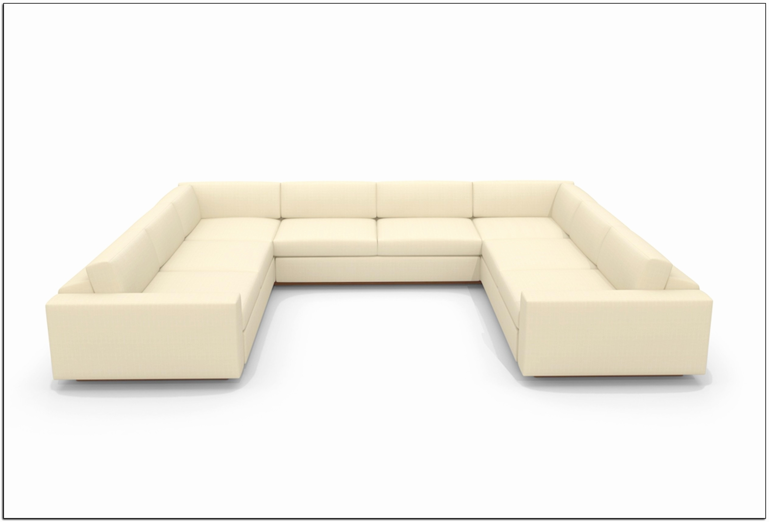 U Shaped Leather Sectional Sofas Pertaining To 2018 Inspirational Large U Shaped Sectional Sofa 2018 – Couches And (View 11 of 15)