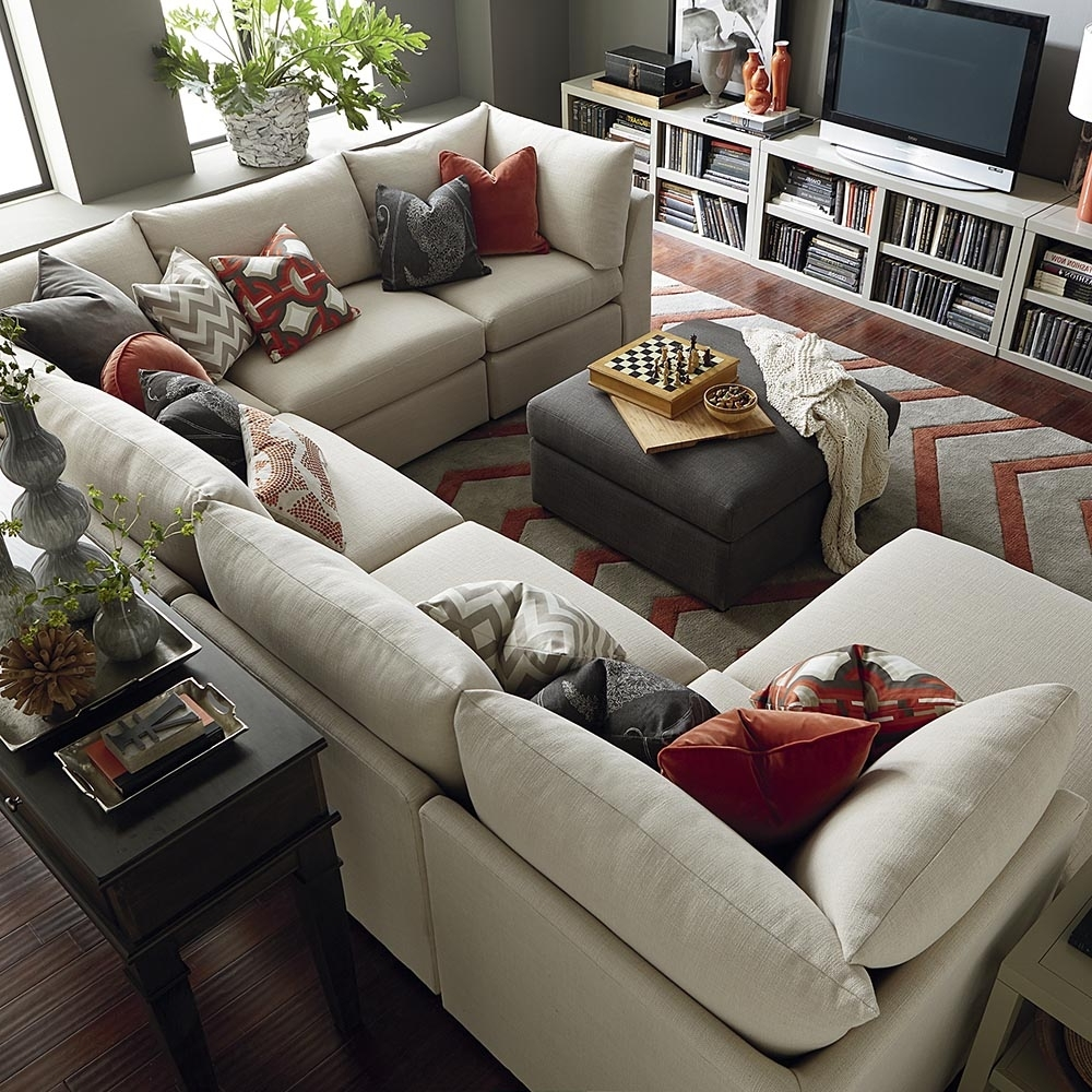 U Shaped Sectional — Cabinets, Beds, Sofas And Morecabinets, Beds With Regard To Well Known Small U Shaped Sectional Sofas (View 5 of 15)