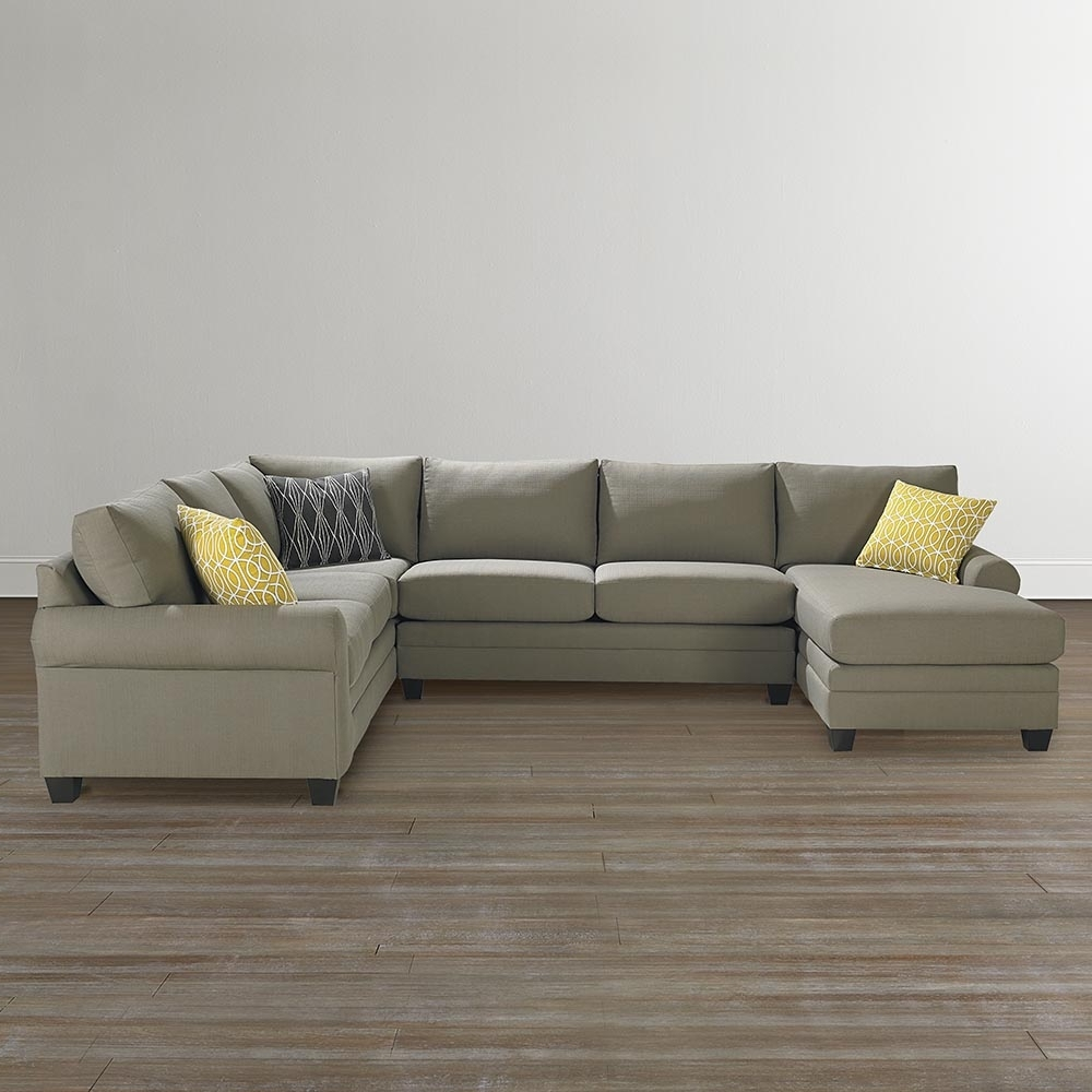 U Shaped Sectional Sofas With Most Recent Cu (View 12 of 15)