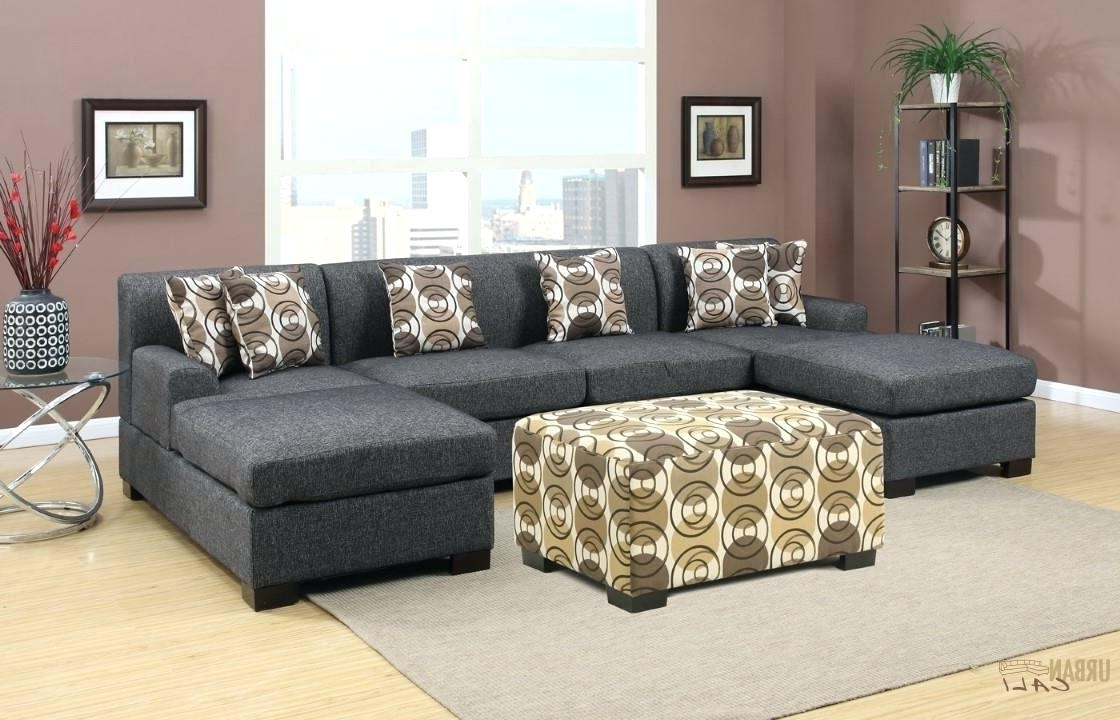 U Shaped Sofa Coch Spiration Covers L Ikea Price Designs India Pertaining To Most Current Gray U Shaped Sectionals (View 15 of 15)