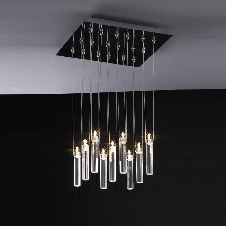 Uncategorized : Modern Chandelier Lighting For Inspiring In Trendy Contemporary Modern Chandelier (View 9 of 15)
