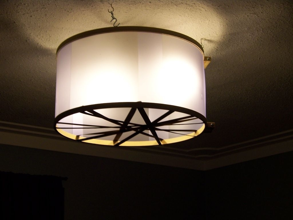 Unique Extra Large Drum Lamp Shade : Comparison Shopping For Extra With Famous Drum Lamp Shades For Chandeliers (View 14 of 15)