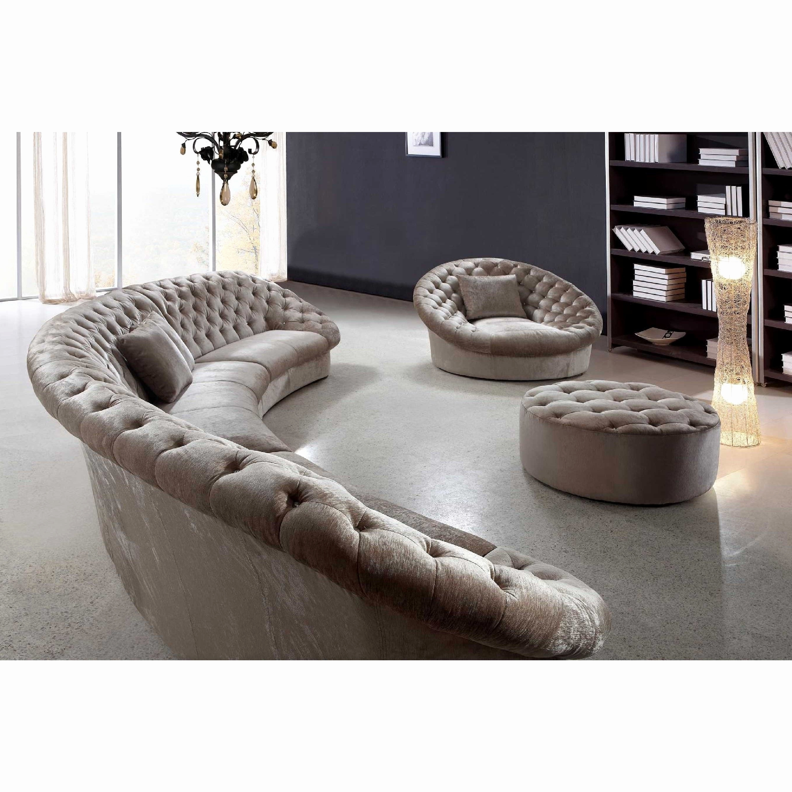 Unique Tufted Back Sectional Sofa 2018 – Couches And Sofas Ideas With Well Liked Tufted Sofas With Chaise (View 13 of 15)