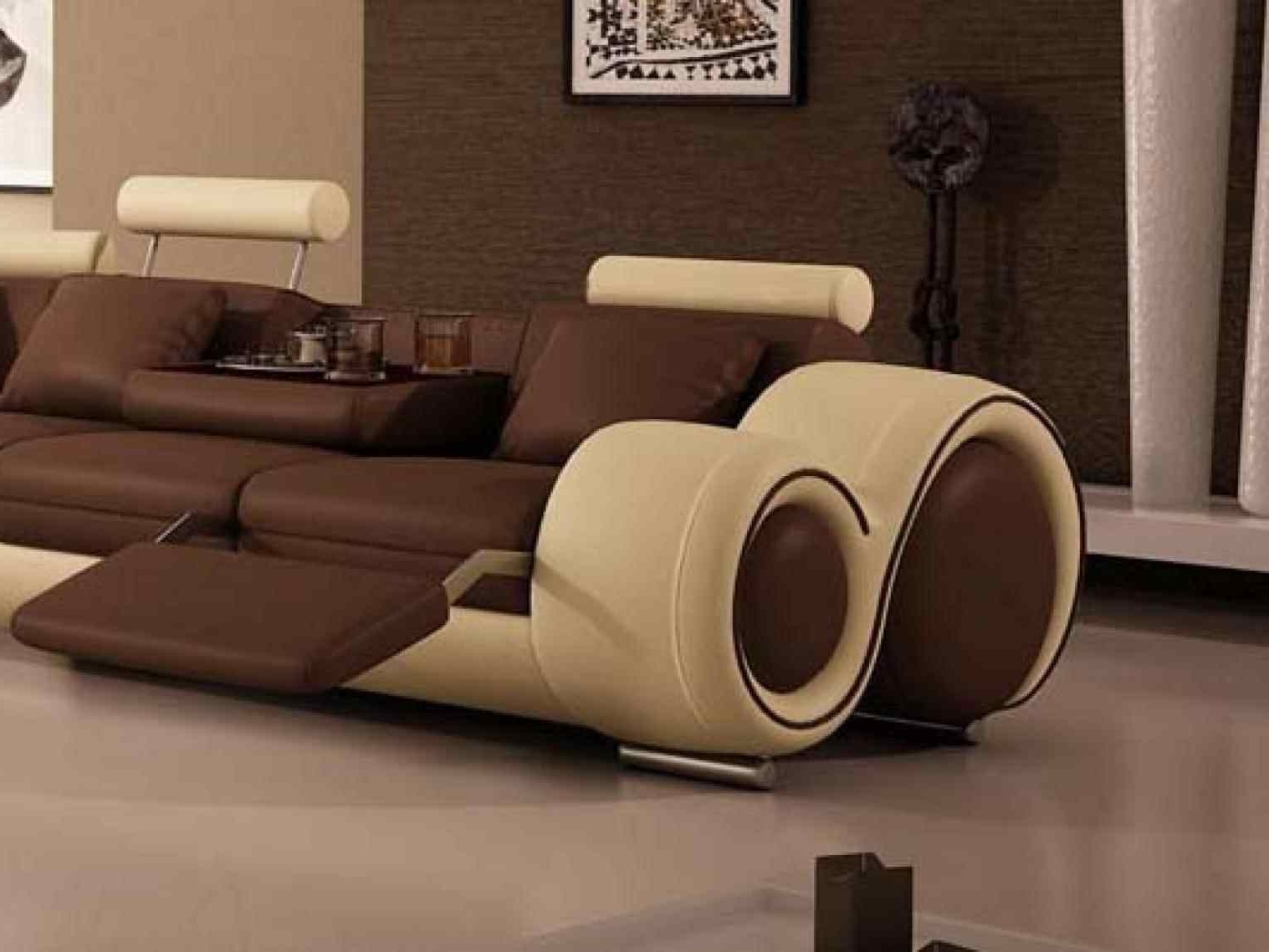Unusual Sofas inside Favorite Sofa : Furniture Modern Unusual Sofa Design Awesome Style Riveting