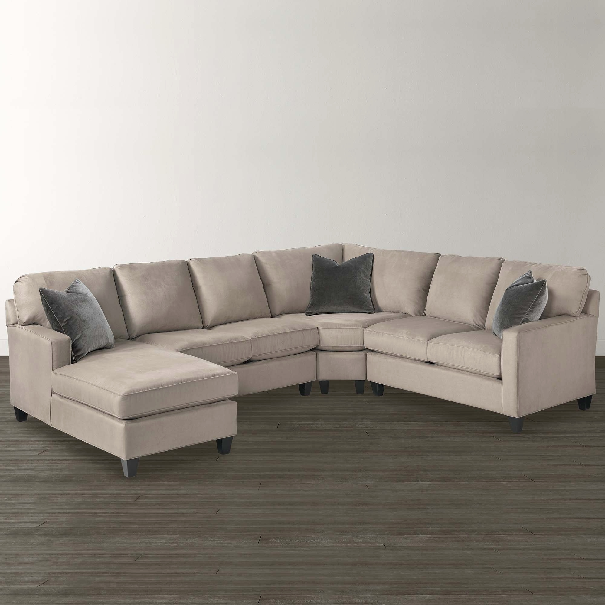Unusual Sofas Intended For Popular Unique Tan Leather Couch 2018 – Couches And Sofas Ideas (View 10 of 15)