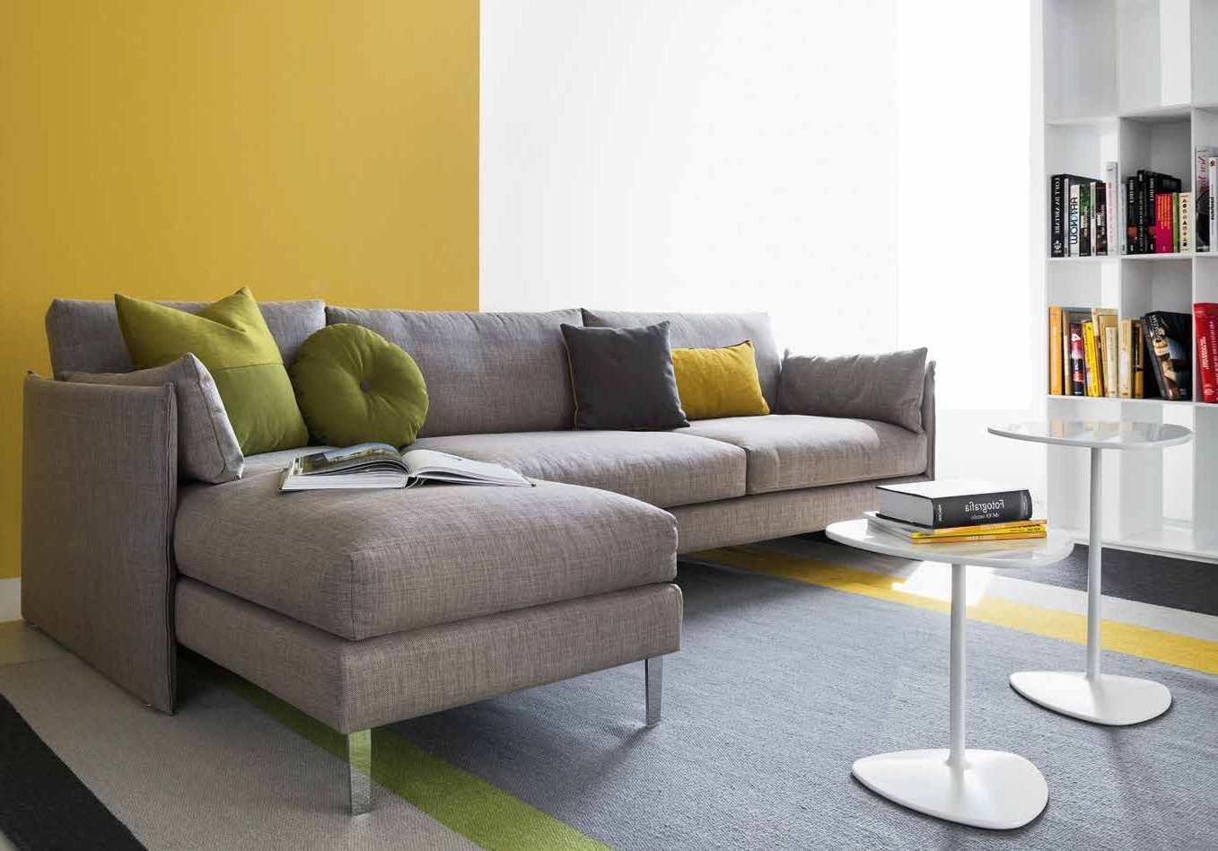 Urban Sectional Sofa Cs/3369, Calligaris Italy – Italmoda With Regard To Fashionable Nashua Nh Sectional Sofas (View 4 of 15)