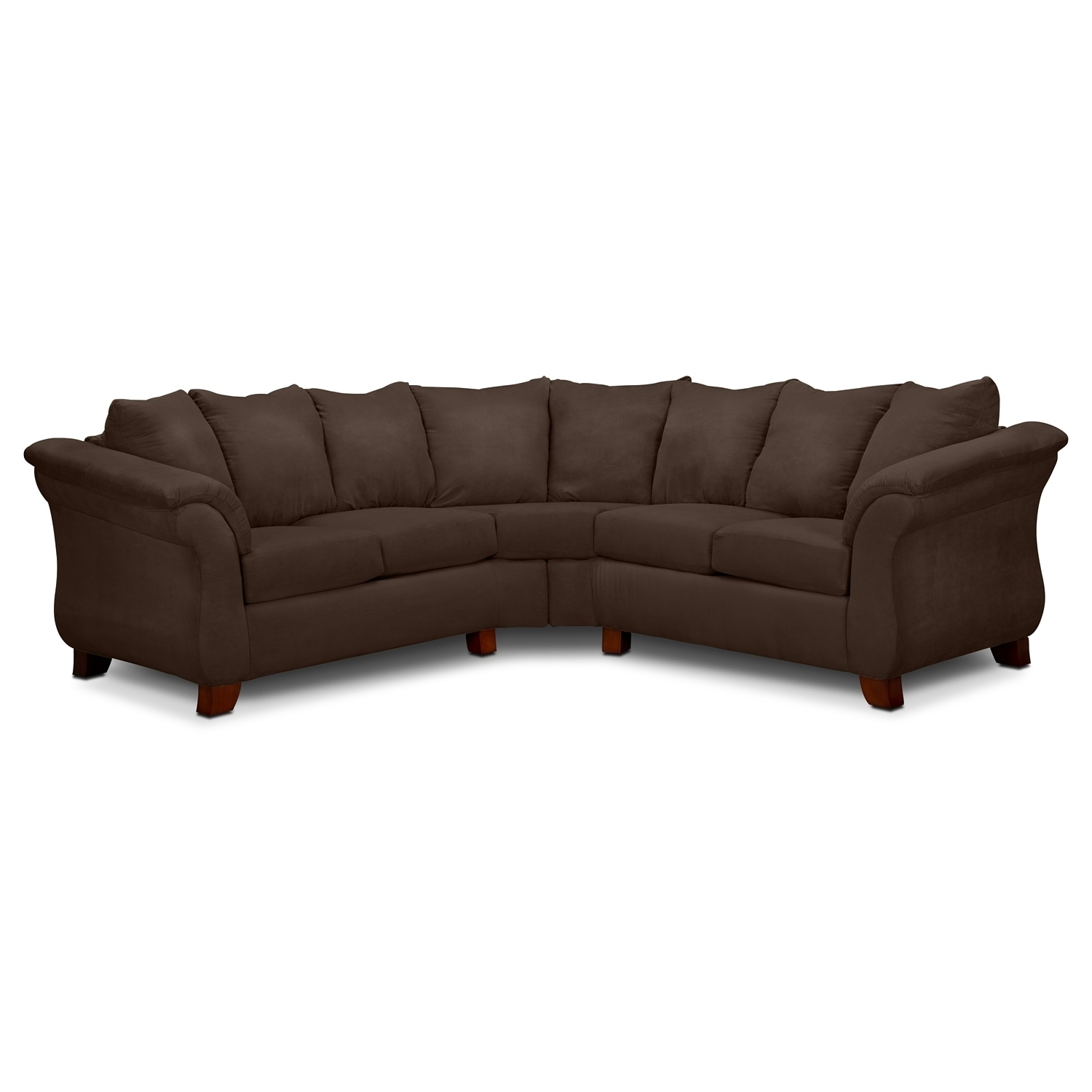 Value City Furniture And Mattresses In Popular Sectional Sofas Under 600 (Gallery 13 of 15)